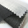 30D Plain Woven Stretch Interlining with Double-dot Coating, Used for Women's Garment